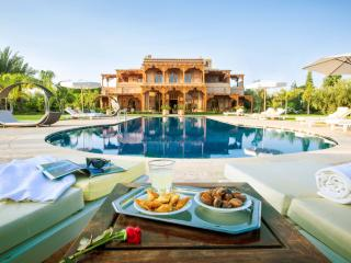 Luxurious Villa in Marrakech.