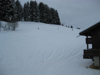 Appartement à Megève près pistes de ski