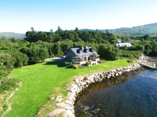 Incredible location right on the water in Kenmare