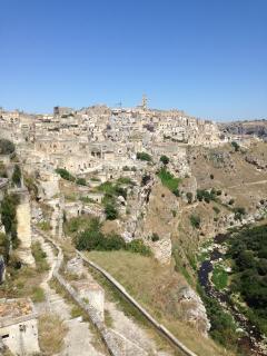 Matera (Sassi): European cultural capital 2019.