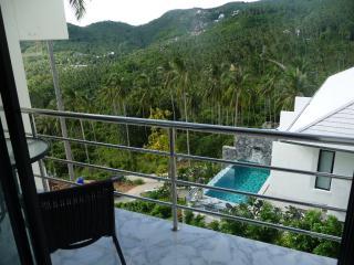 """Studio-kitchen balcon """"EDEN""""  vue cocoteraie~mer, Surat Thani"""