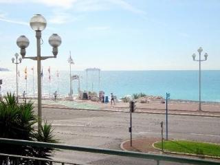 appartement front de mer, Niza