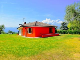 Accogliente villetta con vista sul Lago di Garda, Verona