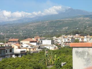 Appartamento vista Etna e Taormina, Fiumefreddo di Sicilia