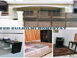 Syed Zulhilmi Homestay, Kota Tinggi