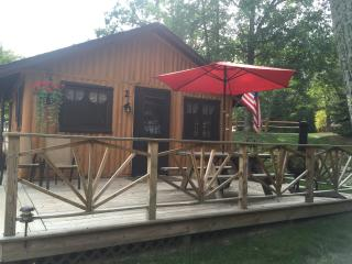 Clear Lake Resort Cabin 2, West Branch