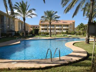 Javea Golden Beach 2 Luxury App, Terrasse Arenal