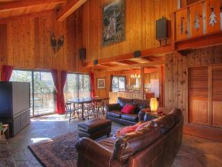 White Mountain: Mtn Views! Fireplace! BBQ! Cable!, Big Bear Lake