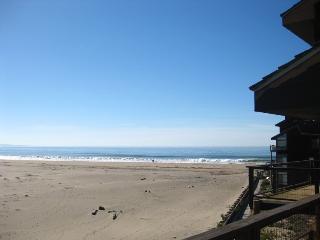 Pajaro Dunes, Ocean front condo, unobstructed view