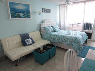 OCEAN FRONT STUDIO ON AFFORDABLE RATES, BOOK NOW!, Daytona Beach