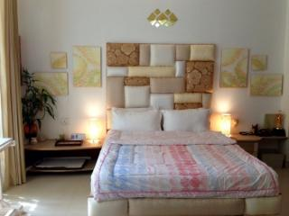 Enigma Luxe bedroom n bath, in Kharadi,Pune, India