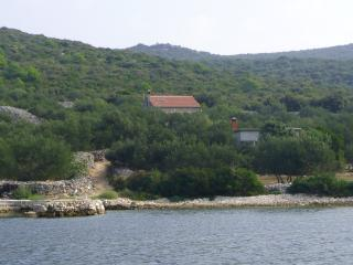 Holiday House Jure, Dalmatian island