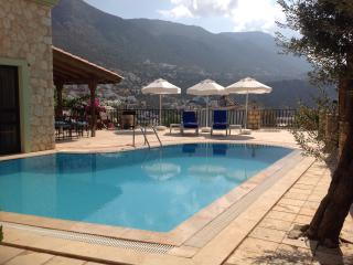 Villa in Ortaalan Area,10 Min Walk to Amenities, Private Pool, Good Views,