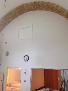 Arco antico Quadrupla