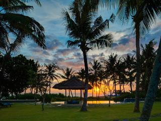 Villa Arika - Sunset over the Indian Ocean