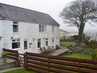 Bryn Cethin Farmhouse at Seaside Abersoch.