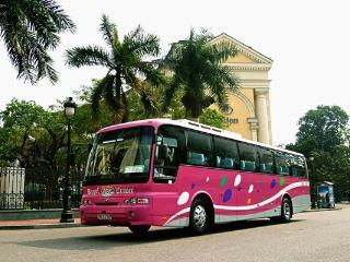 Shuttle Bus Hanoi - Cat Ba Island
