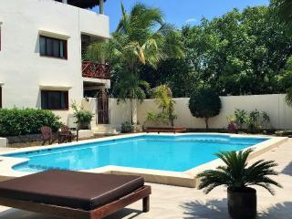 Luxury 2 bedroomMexican Villa Sleeps 6. Great Deal, Tulum