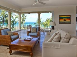 2nd Floor 3 Bedroom, 3 Bath Ocean Front Villa #201, Grace Bay