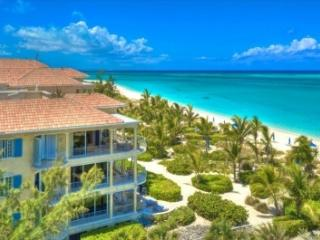 3rd Floor Deluxe 2 Bedroom Ocean Front Villa #305, Grace Bay