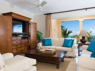 3rd Floor Deluxe 2 Bedroom Ocean Front Villa #304, Grace Bay