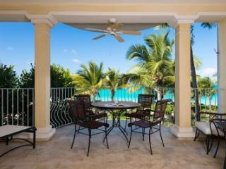 2nd Floor Ocean Front 2 Bedroom, 2 Bath Villa #203, Grace Bay