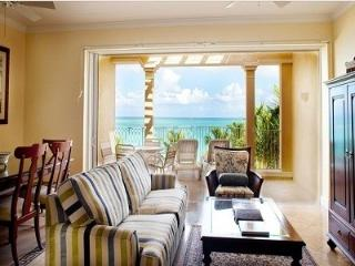 3rd Floor 2 Bedroom, 2 Bath Ocean Front Villa #307, Grace Bay