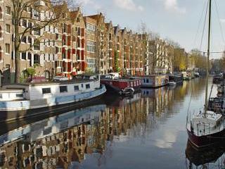 A118 Houseboat, Amsterdam