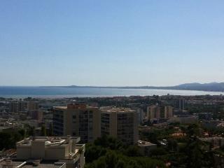 Appartement luxueux avec vue mer panoramique, Nice