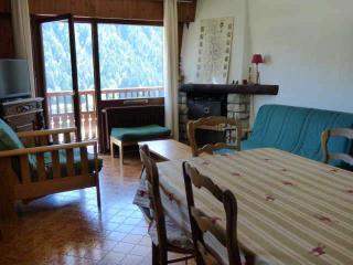 BEL ALP 1 2 rooms + small bedroom 6 persons, Le Grand-Bornand