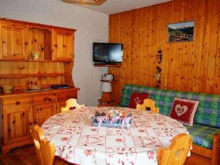 BELLACHAT Studio + sleeping corner 4 persons 408/516, Le Grand-Bornand
