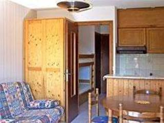 BERGERONNETTES Studio + sleeping corner 4 persons 408/102, Le Grand-Bornand