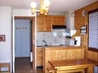 CARLINA Studio + sleeping corner 4 persons 408/029, Le Grand-Bornand