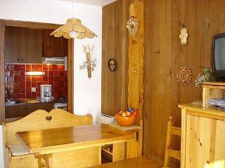 CASTEL DES NEIGES B Studio + sleeping corner 4 persons, Le Grand-Bornand