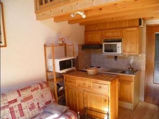 CHAMPEL A 2 rooms + mezzanine 6 persons, Le Grand-Bornand