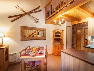 CHATEAU 2 rooms duplex 4 persons, Le Grand-Bornand