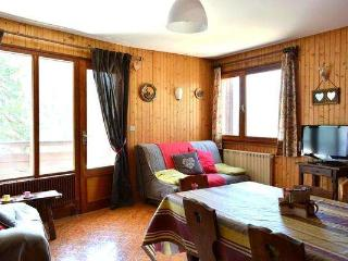 GENTIANES 2 rooms + small bedroom 6 persons