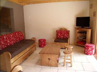 GRAND BO 2 4 rooms + mezzanine 8 persons, Le Grand-Bornand