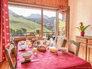 ANDROSACE 3 rooms 6 persons, Le Grand-Bornand