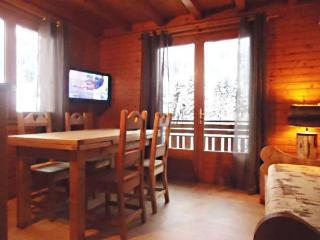 DUCHE 2 rooms + small bedroom 6 persons 172/002, Le Grand-Bornand