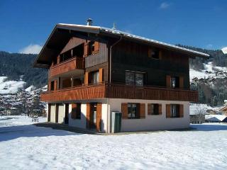 CHARVIN 2 rooms 5 persons, Le Grand-Bornand
