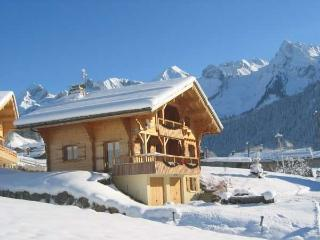 POINTE PERCEE 5 rooms 10 persons 004/601, Le Grand-Bornand