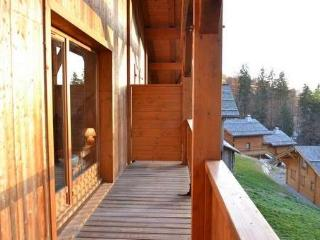 REFUGE DES OUTALAYS B6 3 rooms + mezznanine 6 persons, Le Grand-Bornand
