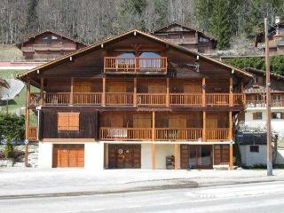 BOUVARDIERE 2 rooms + 2 small bedrooms 7 persons, Le Grand-Bornand