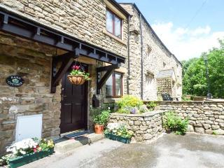 BARN COTTAGE, pet-friendly terraced cottage, woodburner, close to walks, Ireby,