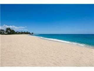 World Famous Makaha Surfing Beach is Just a Block or Two Away