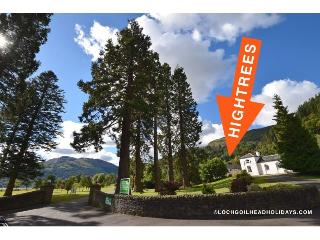 Hightrees Holiday Home, Lochgoilhead