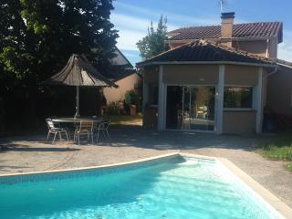 Maison contemporaine avec piscine chauffée, Toulouse
