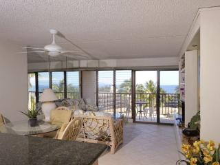 The condo is designed to take advantage of one of the best ocean views in the entire complex