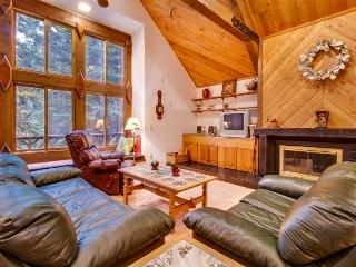 Has it all: lots of room, game room, Tahoe Donner amenities, Truckee
